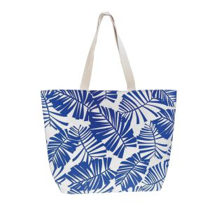 Printed Beach Tote - Holiday