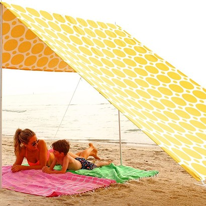 SOMBRILLA MOANA BEACH SHADE-MORNING SUNSHINE